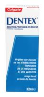 Dentex Solution Pour Bain Bouche Fl/300ml à AUDENGE