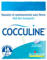 Boiron Cocculine Comprimés orodispersibles B/40 à AUDENGE